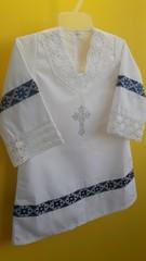 Крестильная рубаха Русский стиль