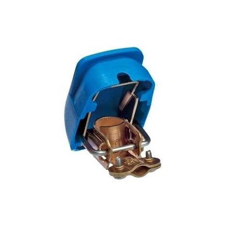 Клемма аккумуляторная быстросъемная Quick Power 2000, синяя