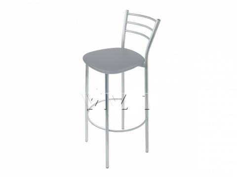 Барный стул MARCO Silver