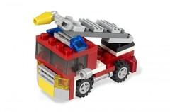 Лего Криэйтор Пожарная мини-машина (6911L)