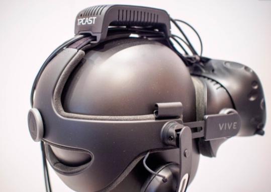 TPCast беспроводной адаптер для HTC Vive