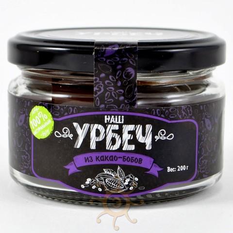 Урбеч из какао-бобов Наш урбеч, 200г