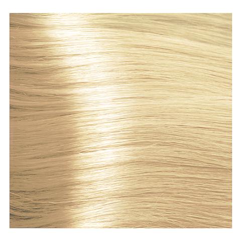 Крем краска для волос с гиалуроновой кислотой Kapous, 100 мл - HY 900 Осветляющий натуральный