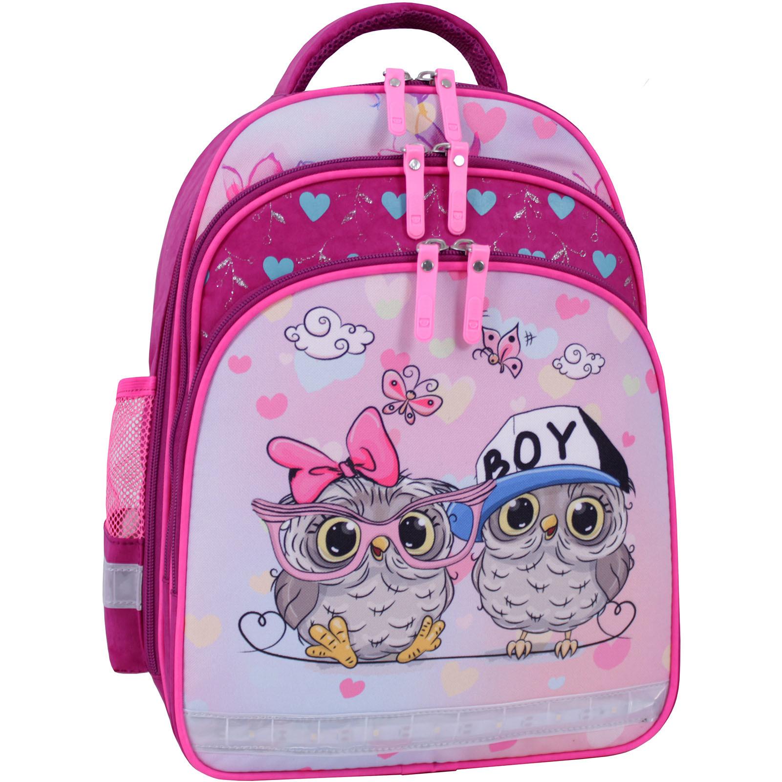 Для детей Рюкзак школьный Bagland Mouse 143 малиновый 515 (00513702) IMG_2459_суб.515_.JPG