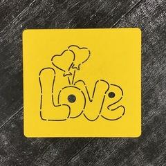 Любовь №7 / Love Шарики