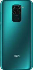 Смартфон Xiaomi Redmi Note 9 3/64Gb Green (Зеленый) Global Version (NFC)
