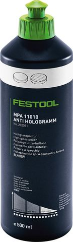 Политура зеркальная Festool - Ceramic MPA 11010 WH/0,5L