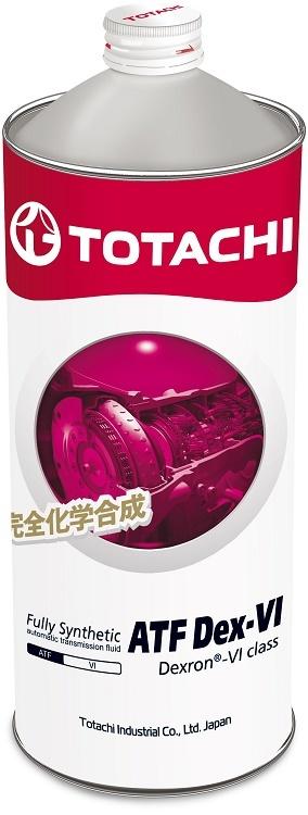 ATF Dex-VI (Dexron - VI) TOTACHI масло трансмиссионное для АКПП (1 Литр)