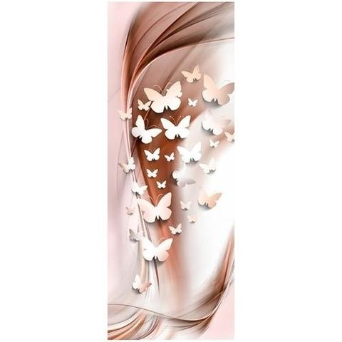 Шелковые бабочки 98x260 см