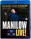 Barry Manilow / Manilow Live! (Blu-ray)
