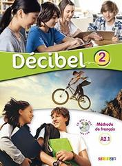 Decibel 2 Livre+CD MP3+DVD