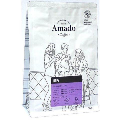 Кофе Перу Чачапойя, АМАДО, 200 г