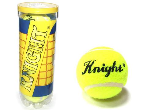 Мяч для тенниса KNIGHT, 3 шт в вакуумной упаковке. Т803Р3