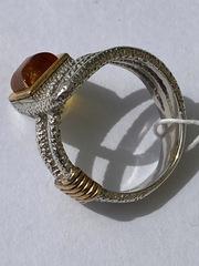 Гуана (кольцо  из серебра)