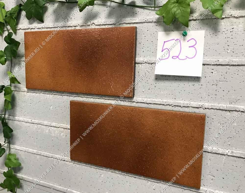 Paradyz - Aquarius Brown - Цокольная клинкерная плитка, 30х14,8