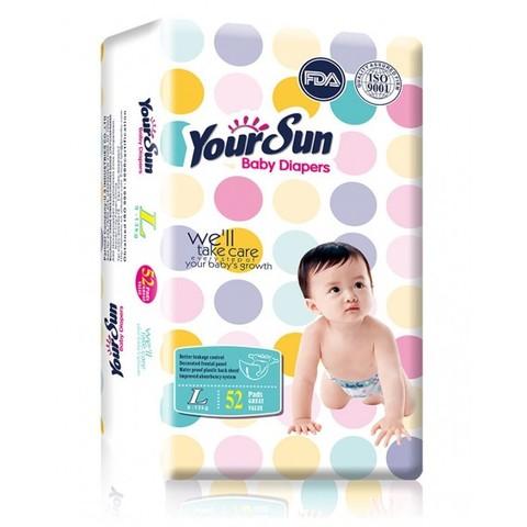 Подгузники Yoursun, 9-13 кг (L)