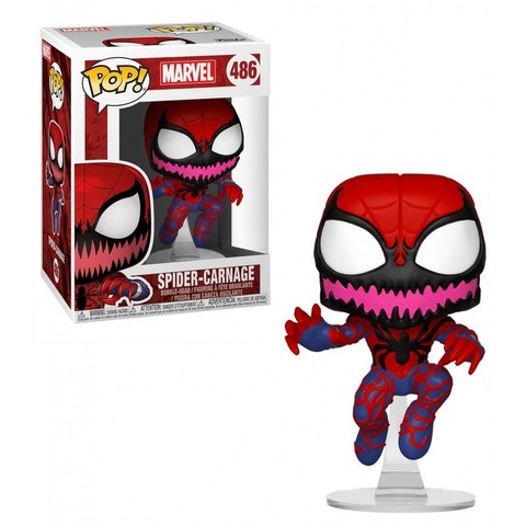 Фигурка Funko POP! Bobble: Marvel: Spider-Carnage (Exc) 39189