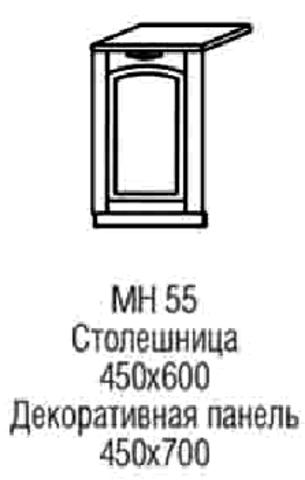 декоративная панель МН-55