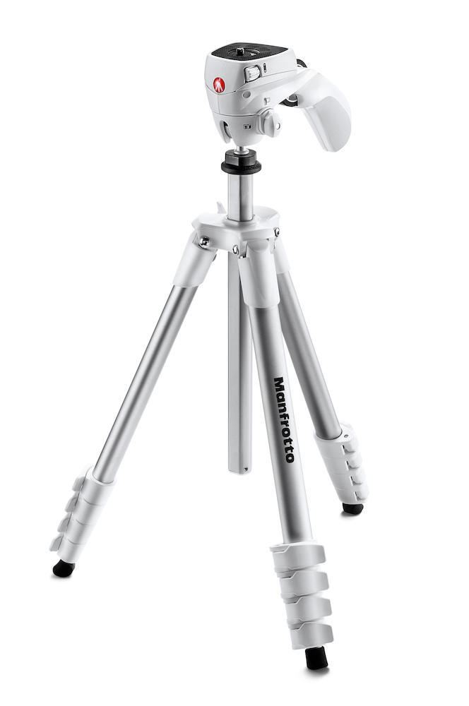 Manfrotto Compact Action White