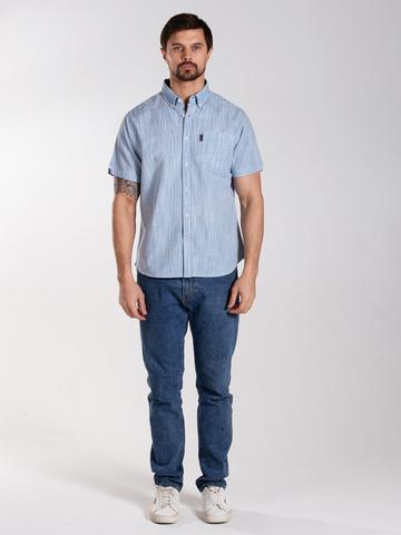 Рубашка к/р муж.  M012-03F-65JR BOSTON