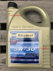 Масло моторное SWD Rheinol Primus DX 5W-30 (4л) синт.
