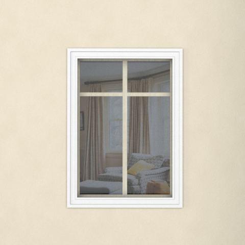 Наличник из пенопласта как выглядит на окне