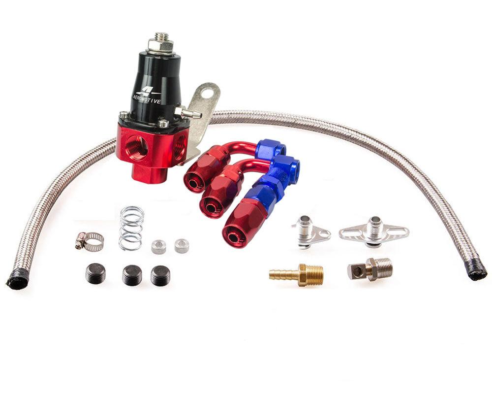 Aeromotive 13301 регулятор топлива двойного назначения комплект