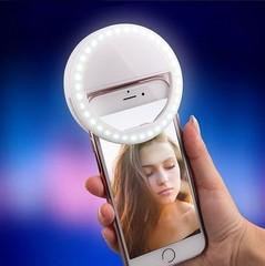 Кольцо для телефона светящееся