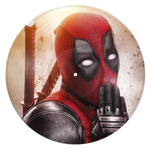 Виниловая пластинка. Deadpool 2. Original Motion Picture Score. Пластиковая упаковка