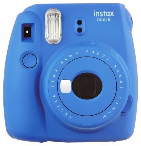 Fotoaparat Fujifilm Instax Mini 9 Instant Camera - Cobalt Blue