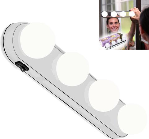 лампа для макияжа светодиодная studio glow