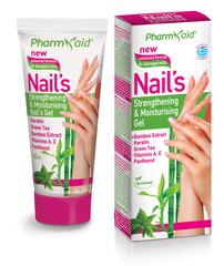 Укрепляющий и увлажняющий гель для ногтей Pharmaid 60 мл