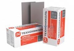 Экструдированный пенополистирол (XPS) ТехноНИКОЛЬ Carbon Solid 500 1180х580х50 мм L-кромка тип А