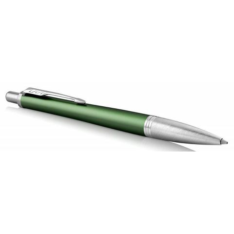 Шариковая ручка Parker Urban Premium K311 Green CT Mblue (1931619)