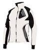 Лыжная разминочная куртка One Way Valbor White женская