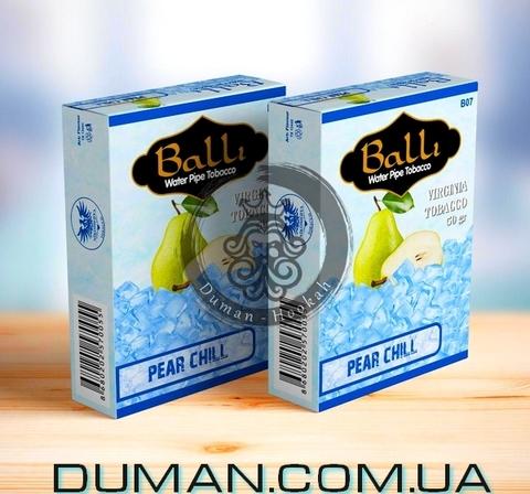 Табак Balli PEAR CHILL (Балли Грушевый Коктейль)