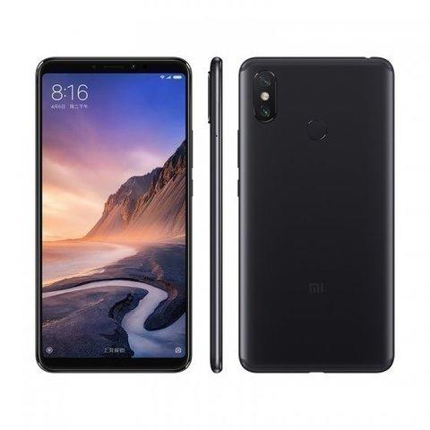 Смартфон Xiaomi Mi Max 3 64GB/4GB Black (Черный)