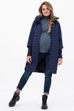 Куртка для беременных 08506 синий
