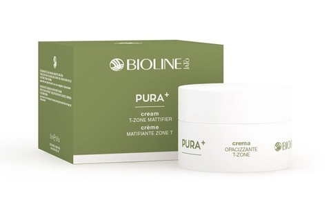 Крем матирующий Bioline  для Т-зоны 50мл