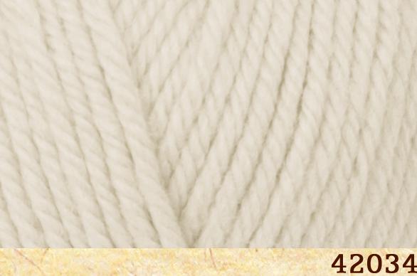 Пряжа FibraNatura Lima 42034 молочный