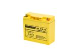 Аккумулятор YELLOW HR 12-18 ( 12V 18Ah / 12В 18Ач ) - фотография