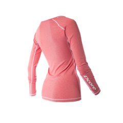 Женская футболка с длинным рукавом Dcore Focus LS Wmn