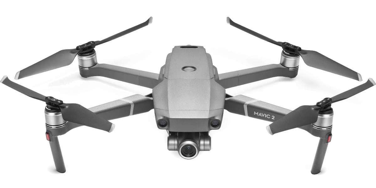 Квадрокоптер DJI Mavic 2 Zoom вид спереди