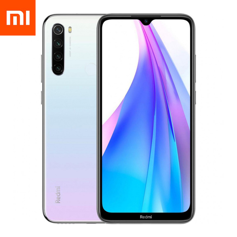Смартфон Xiaomi Redmi Note 8 4/64GB White EU (Global Version)