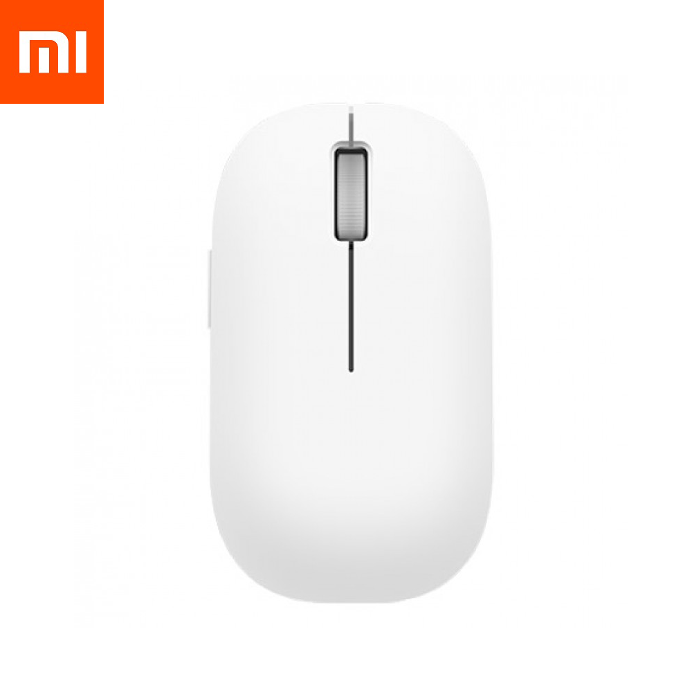 Мышь Xiaomi Mi Wireless Mouse White USB