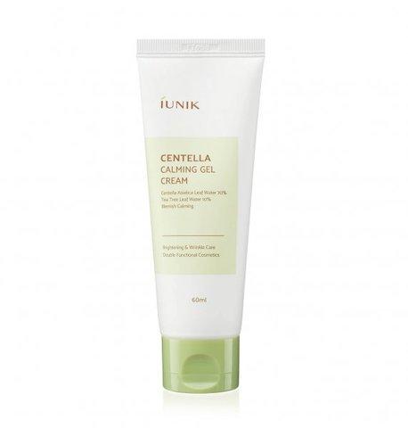 Успокаивающий гель-крем с центеллой 60 ml iUnik Centella Calming Gel Cream