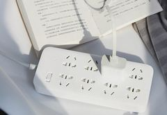 Удлинитель Xiaomi Mi Smart Power Strip with Wi-Fi 8 Socket White MJCXB8-01QM
