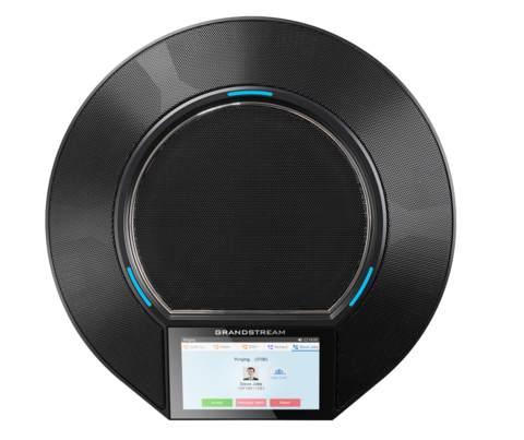 Grandstream GAC2500 - Конференц-телефон на Android, 6 SIP аккаунтов, Wi-Fi, Bluetooth, PoE, (1GbE)Gigabit Ethernet, Поддержка: Skype/MS Lync/Hangout
