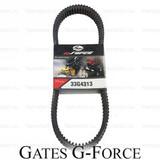 Ремень вариатора GATES G-Force 33G4313 1124 мм х 34 мм (BRP SKI-DOO, LYNX 414827600)