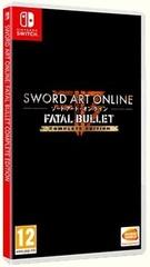 NS: SWORD ART ONLINE: FATAL BULLET Complete Edition (английская версия)
